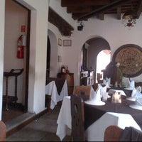 Photo taken at Kloster, Antigua Guatemala by Alex B. on 4/22/2012
