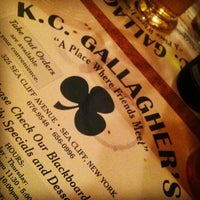Photo taken at K. C. Gallagher's by Mike A. on 7/8/2012