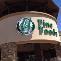 Photo taken at AJ's Fine Foods by Mike M. on 6/7/2012