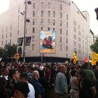 Photo taken at El Corte Inglés by Abraham G. on 6/19/2011