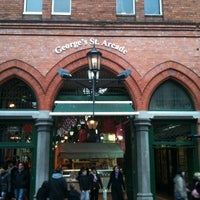 Photo taken at George's Street Arcade Market by Nordyn Y. on 1/22/2011