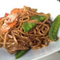 Photo taken at YAM YAM Thai Food & Café by #canaros on 3/7/2012