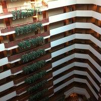 Photo taken at Renaissance Dallas Richardson Hotel by Seoyeon H. on 9/6/2011