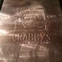 Photo taken at Crabbys Seafood Bar & Grill by Kristie U. on 11/20/2011