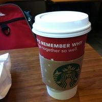 Photo taken at Starbucks by Jason M. on 11/7/2011