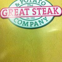 Photo taken at Great Steak & Potato Co. by S3doun on 6/29/2011