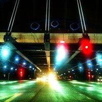 Photo taken at Gateway Bridge by J M. on 10/23/2011