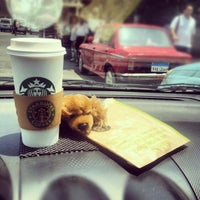 Photo taken at Starbucks by Khaled Y. on 7/10/2012