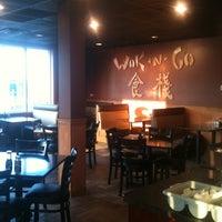 Photo taken at Wok 'N' Go by Mila E. on 8/31/2011