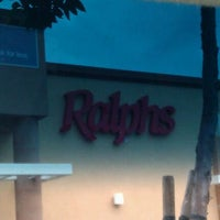 Photo taken at Ralphs by Nick T. on 11/12/2011
