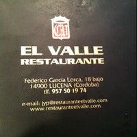 Foto tomada en Restaurante El Valle por Raúl B. el 9/8/2011