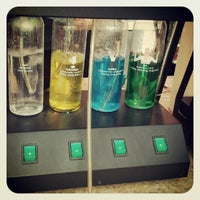 Photo taken at oxygen bar on freemont by Tif T. on 6/3/2012