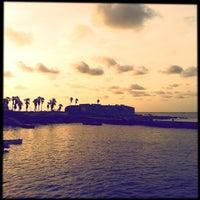 Photo taken at Gorée Island by Absatou N. on 8/15/2012