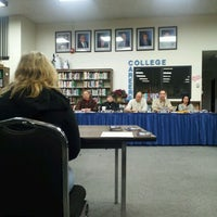 Photo taken at Stoneham High School by Randy P. on 1/27/2012