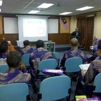 Photo taken at Bahagian Psikologi Dan Kaunseling Kementerian Pelajaran Malaysia by Faiz Hazizi M. on 11/23/2011