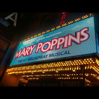 Снимок сделан в New Amsterdam Theater пользователем Mauro V. 8/23/2012