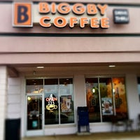 Photo taken at BIGGBY COFFEE by J M. on 6/16/2011