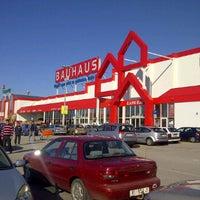 Photo taken at Bauhaus by Damir M. on 11/13/2011