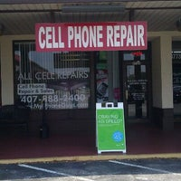 Photo taken at All Cell Repairs Edgewood by Faith H. on 9/15/2011