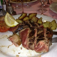 Photo taken at Ristorante Cosimo de' Medici by Lorenzo R. on 4/29/2012