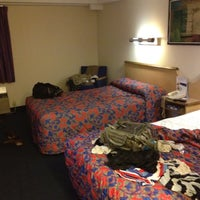 Photo taken at Motel 6 by Brett P. on 8/14/2012