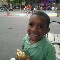 Photo taken at Magenta Playground by Domonique T. on 5/26/2012
