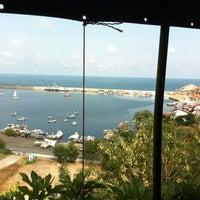 Photo taken at Grand Şile Otel by Ebru A. on 7/27/2012