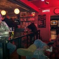 Photo taken at Bar Vikkula by Karen L. on 11/17/2011