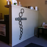 Photo taken at Bodywise Chiropractic by B B. on 5/5/2011