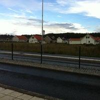 Photo taken at Vallmostigen by Calle L. on 9/1/2011