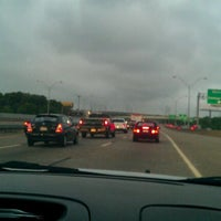 Photo taken at Delaware Expressway by Donna H. on 9/9/2011