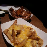 Photo taken at Buffalo Wild Wings by Sharmake D. on 11/9/2011