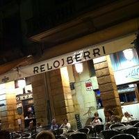 Photo taken at Reloj Berri by Lee S. on 8/28/2011