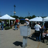 Photo taken at New Berlin Farmers Market by Dax P. on 6/2/2012