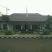 Photo taken at Perpustakaan Nasional RI by Yus@ P. on 1/2/2012