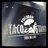 Photo taken at Yucatan Taco Stand by Jeremy W. on 3/16/2011