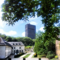Photo prise au Park van Abdij Ter Kameren / Parc de l'Abbaye de la Cambre par Musa P. le8/23/2012