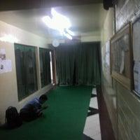 Photo taken at Musholla Menara Mulia by Khalid D. on 11/10/2011