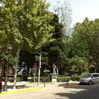 Photo taken at Parroquia de Ntra. Sra. del Carmen y Santa Teresa by Yalocin on 8/11/2011