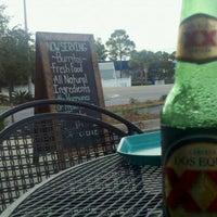 Photo taken at Bravo Tacos by Keough on 10/18/2011