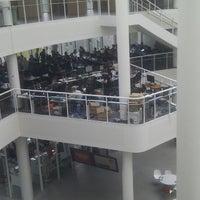 Photo taken at Reykjavík University by Kristinn Helgi H. on 8/11/2012