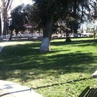 Photo taken at Plaza De Graneros by Francesco D. on 8/21/2011
