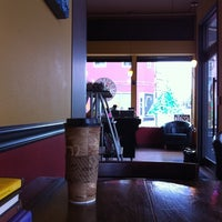 Photo taken at Cornerstone coffee by Jefro on 1/11/2011