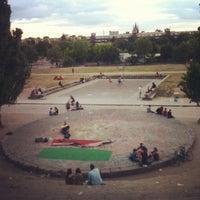 Das Foto wurde bei Mauerpark von Michael S. am 5/28/2012 aufgenommen