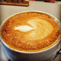 Photo taken at Sola Coffee Café by Bryant L. on 6/1/2012