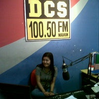Photo taken at Radio DCS FM by Pephi N. on 2/23/2012