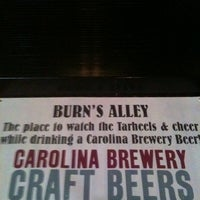 Photo taken at Burn's Alley by Brad T. on 3/21/2012