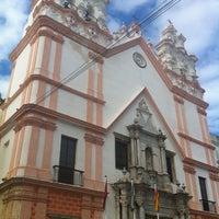 Photo taken at Parroquia de Ntra. Sra. del Carmen y Santa Teresa by Pierre H. on 4/5/2012