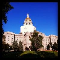 5/25/2012 tarihinde Rob L.ziyaretçi tarafından Colorado State Capitol'de çekilen fotoğraf