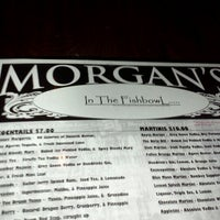 Photo taken at Morgan's Sports Bar & Lounge by Boyd O. on 1/15/2012